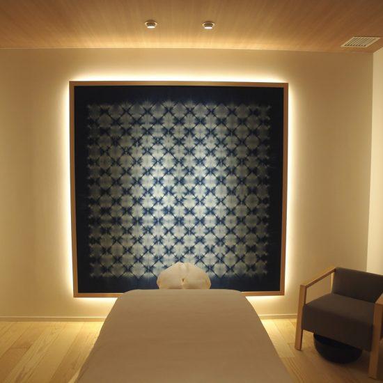 ホテルカンラ京都タペストリー/A Tapestry at Hotel Kanra Kyoto
