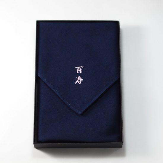 百寿の風呂敷/ Furoshiki for Hyakuju