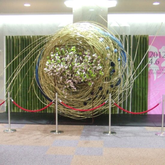 徳島大学 平成24年度入学式