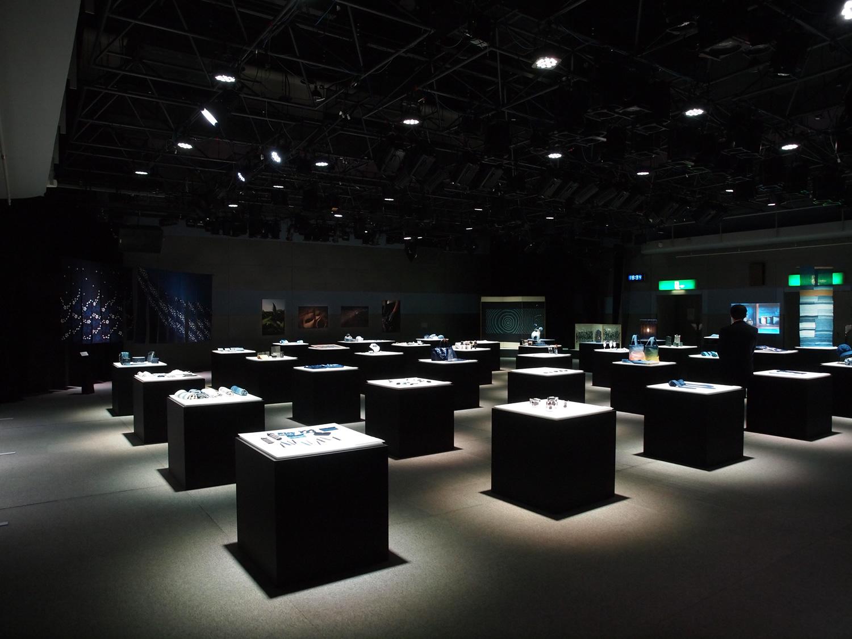 藍色展会場/ Ai-Iro Exhibition