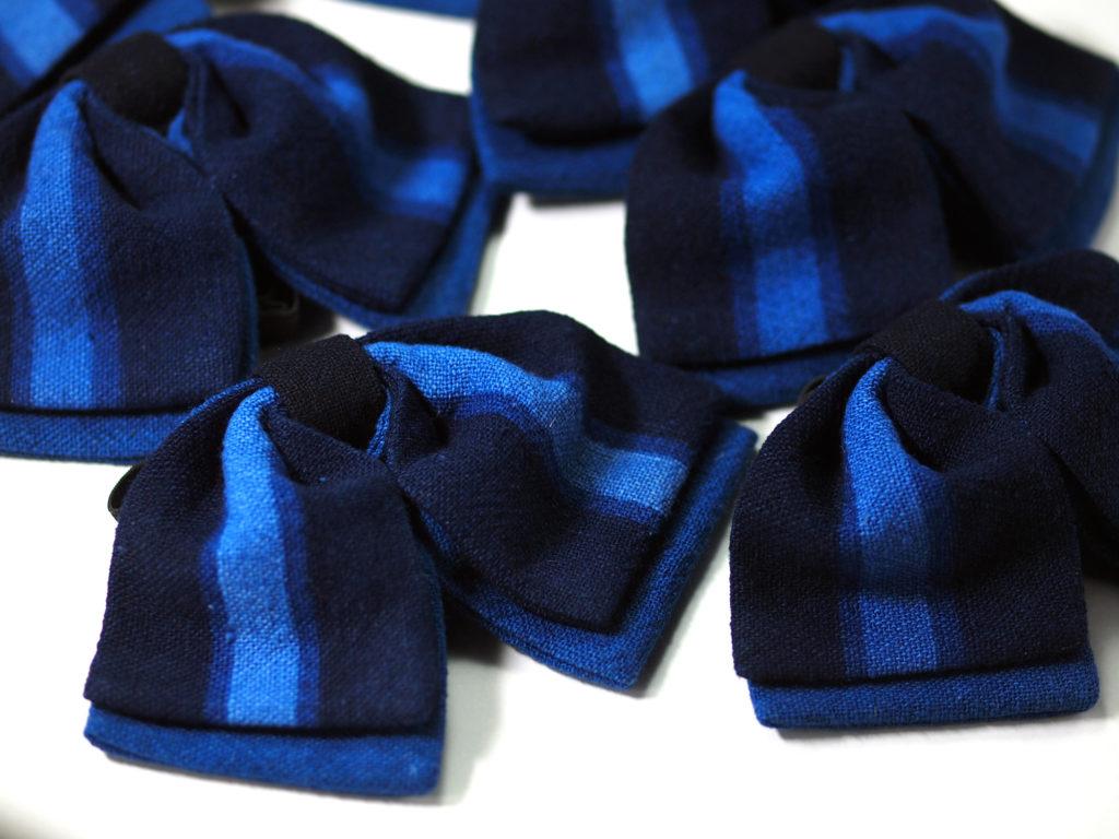 菓游茜庵 蝶ネクタイ/ Bow Tie for Akane-an
